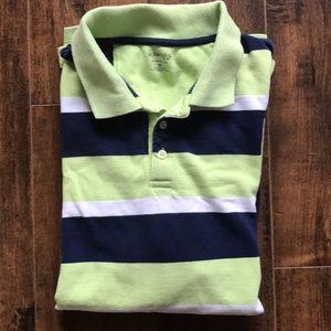 3/$15 Men's polo style shirt